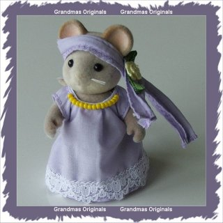 Angelina Miss Lilly Mace Mouse