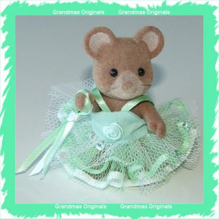 Angelina Ballerina Mace Mouse as Alice